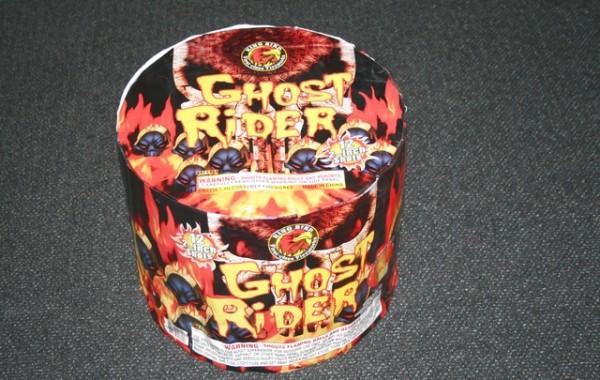 Ghost Rider 12 Shots