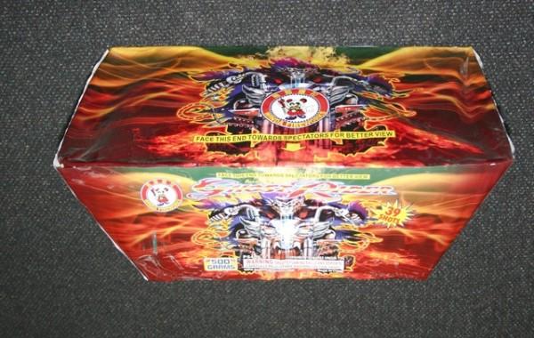 Ghost Rider 39 Shots