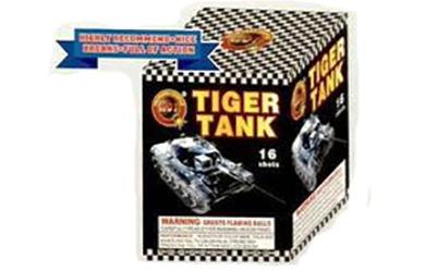 Tiger Tank FCC1049