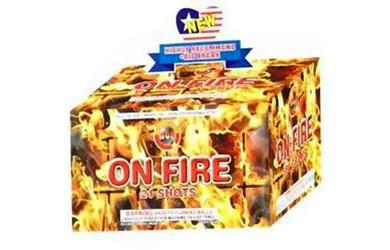 On Fire FCC1534
