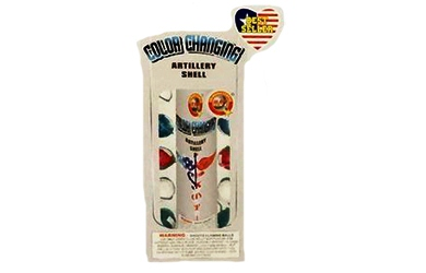 Color Changing Artillery FCC2011
