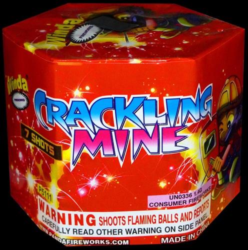 Crackling Mines P5111