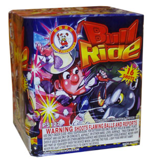 Bull Ride P5127