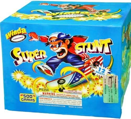 Super Stunt P5350