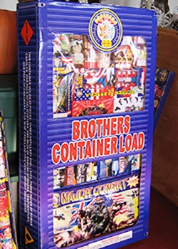 Brothers Container Load